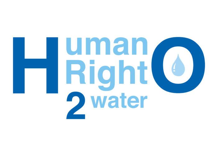 La création de Human Right 2 Water